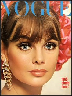 Jean Shrimpton, cover photo by Brian Duffy, Vogue UK, January 1965 Jean Shrimpton, Vogue Uk, 1960s Aesthetic, Brian Duffy, Vintage Vogue Covers, High Fashion Photography, Vogue Photography, Lifestyle Photography, Editorial Photography