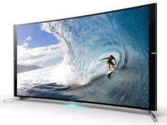 Here's what we know so far about the curved 4K TV Sony.  http://www.shopprice.ca/3d+led+tv