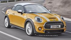 mini cooper coupe 2015 - Google Search