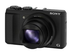 Sony DSC-HX50V/B 20.4MP Digital Camera with 3-Inch LCD Screen (Black) - http://www.highdefinitiondvdstore.com/digital-slr-camera-discount-closeout-wholesale-sale/sony-dsc-hx50vb-20-4mp-digital-camera-with-3-inch-lcd-screen-black-2/