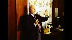 Budd Dwyer moments before ending his life.