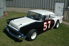1957 Chevrolet Bel Air racer