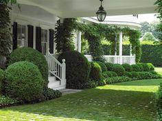 Edmund Hollander Landscape Architects | Green Garden