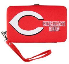 Cincinnati Reds Shell Wristlet