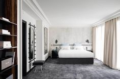 Legendary Nightclub Les Bains Paris Becomes a Luxury Hotel.