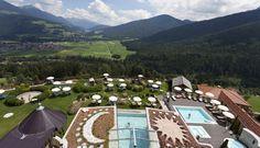 Wellnessgenuss pur mit 5 Pools und 6 Saunen, in- und outdoor! Resort Spa, Dolores Park, Vacation, Luxury, Outdoor, Travel, Festivus, Italia, Road Trip Destinations