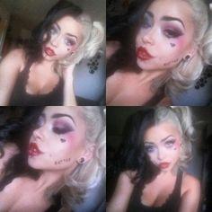 #halfandhalfhair #halfhead #twotonedhair #splitdye #CruellaDeVilHair #CruellaDeVil #HarleyQuinn #HarleyQuinnHair #HarleyQuinnMakeup #makeup #HarleyQuinnSuicideSquad #SuicideSquad #cosplay #cosplaymakeup