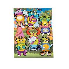 Wild+Wonders+Sticker+Scenes+-+OrientalTrading.com  Preschool craft?