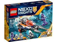LEGO NEXO KNIGHTS 70348 Lances dubbeltornerare