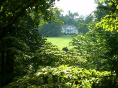 Carl Sandburg's House  Flat Rock, NC.  Tour the house, see the goats, hike up to Glassy. The Rootabaga Stories on Thursday and Saturday at 10 are entertaining for all ages!