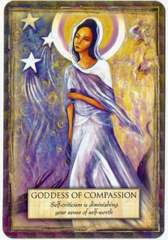 Blessing Manifesting: Be A Goddess of Compassion