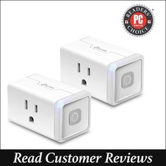TP-Link WiFi Smart Plug for Alexa and Google Home Best Wifi, Echo Devices, Ios 8, Tp Link, Google Home, Home Automation, Amazon Echo, Plugs, Lifestyle