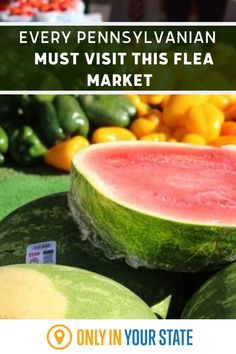 The Green Dragon Amish Flea Market is a must-visit for every Pennsylvanian year-round for unique gifts, great food and drink, and beautiful flowers. Photo credit: Facebook/Green Dragon Farmers Market Facebook Green, Green Dragon, Amish, Yummy Drinks, Farmers Market, Pennsylvania, Photo Credit, Great Recipes, Beautiful Flowers