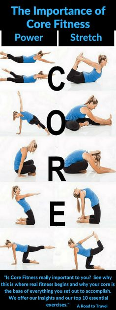 CORE Power - The Importance of Core Fitness