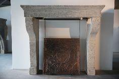 Antike kamine