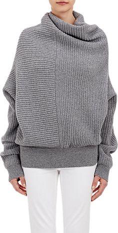 Acne Studios Oversized Jacy Turtleneck Sweater - Turtleneck - Barneys.com