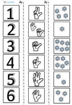 Abc Preschool, Numbers Preschool, Homeschool Kindergarten, Winter Activities For Toddlers, Toddler Learning Activities, Cute Powerpoint Templates, Act Math, Kindergarten Portfolio, Learn Arabic Alphabet
