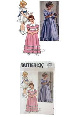 Simp 9746 Pilgrim Colonial Adult Costume Pattern 6-12