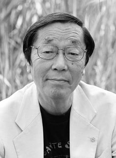 "Masaru Emoto His groundbreaking work studying water from All over the world by freezing it and photographing the crystal formations proved that our intentions can be manifest and actually seen In the different crystal images. The movie ""What the Bleep do we Know"" gave him a wider audience and credibility for this Life's work. He lectures around the country from time to time. And his conceptual experiment is ongoing. To learn more ask me or find him."