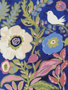 Midnight Garden by Karen Fields
