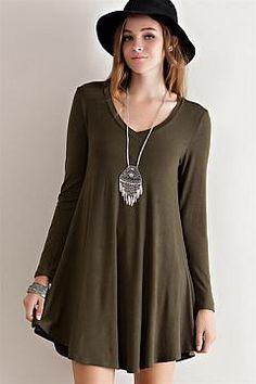 Fall+Jam+T+Shirt+Dress