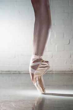 Used to dance in pointe shoes...they were fun but kinda hurt