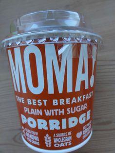 Instant porridge/oatmeal