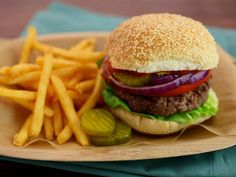 Rethink the burger with different meats and mix-ins, sensational toppings and imaginative sliders.