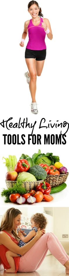 Healthy Living Tools for Moms with Nutrimom