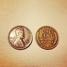 wheat penny minted before good luck Old Coins, Rare Coins, Saving Coins, Old Money, Penny Lane, Shopping Tips, Gems Jewelry, Pennies, Coin Collecting