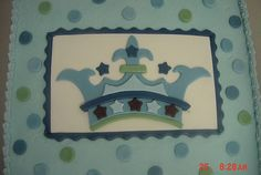 http://cakedecoratingcoursesonline.com/cake-decorating/ Prince Baby Shower Cake. Looking for Best #Baby #Shower #Cake? - Learn Unique Cake #Decorating #Techniques Using #Online #Cakes #Decoration #Courses on http://CakeDecoratingCoursesOnline.com
