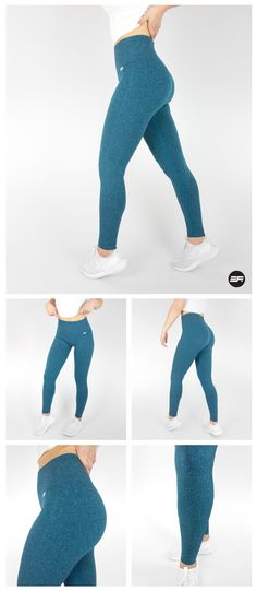 c4d243e0fda99 ENVY FITNESS SEAMLESS EGGINGS Soft, seamless material that nicely fits your  body. Highwaisted, · Seamless LeggingsContoursSquatsConfidentBlue ...