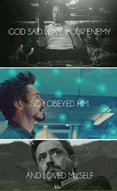 Tony Stark ♡