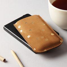Handytaschen - IPhone 6 Handytasche - ein Designerstück von RARAMODO bei DaWanda