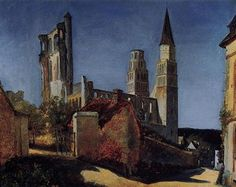 Jimieges - Camille Corot