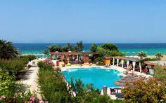 ANTIGONI BEACH HOTEL  Halkidiki hotel Beach Hotels, Crete, Cyprus, Outdoor Decor, Summer, Summer Time, Verano