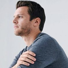 Jonathan Groff, photoshoot for Variety Studio's Actors on Actors program. 28 April 2018.