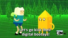 """Feel better? 