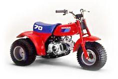 Rocco's 1985 ATC 70.