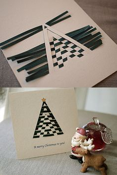 M 2014 12 12 3800ff5ed5eb34fb6ed95bcdae099776 Christmas Images, First Christmas, Christmas And New Year, Christmas Diy, Christmas Cards, Christmas Decorations, Diy And Crafts, Paper Crafts, Christmas Origami
