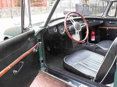 1966 Steel Dashboard, Wire Wheel MGB Roadster. Recent Mechanical Rebuild!!, US $9,900.00, image 19