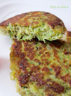 Croquettes de thon et courgettes - Nolwenn Serrecourt - Healthy Breakfast Recipes, Healthy Cooking, Vegetarian Recipes, Healthy Recipes, Quinoa, Tapas, Beignets, Light Recipes, Vegetable Recipes