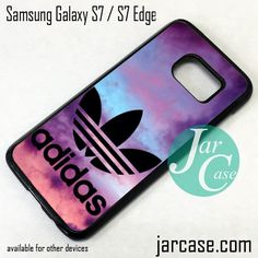 Adidas Sport Colofull Art Phone Case for Samsung Galaxy S7 & S7 Edge