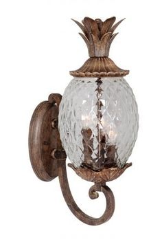 Mariana Home 607123 Pineapple 2 Light Outdoor Sconce Mariana Home  Http://www.