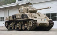 For sale: M50 Israeli Sherman - http://www.warhistoryonline.com/war-articles/sale-m50-israeli-sherman.html