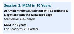 Scott Amyx to Speak at M2M Summit, Düsseldorf, Germany. http://m2m-summit.com/de/programm.html #IoT