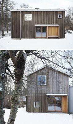 19 Beispiele für moderne skandinavische Hausdesigns #beispiele #hausdesigns #moderne #skandinavische