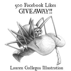 Today my Facebook received 500 likes! To say thank you, I am hosting a GIVEAWAY!   To enter the giveaway, simply repin this! Visit my blog for more entry rules.   http://artbylauren.blogspot.com/2013/03/giveaway-500-facebook-likes.html