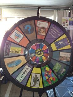 OMG! Can you believe that I have made it onto a prize wheel? It is like being on the Prices Right without actually being on the Prices Right. I am so glad I had the opportunity to donate to such a worthy cause – The Katy Sunshine Fest! Buy this Prize Wheel at http://PrizeWheel.com/products/floor-prize-wheels/floor-and-table-prize-wheel-12-24-slot-adaptable/.