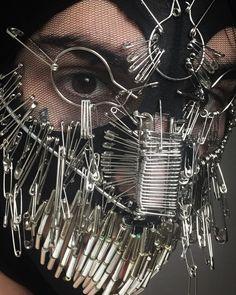 "PHIL LA NOIRAUDE on Instagram: ""how is everyone doing? #quarantine #facemask #facekini #makeup #love #theartistedit #v93oo #makeupkulture #malemuas #dazedbeauty"" Abstract, Makeup, Face, Artwork, Artist, Instagram, Make Up, Work Of Art, Artists"